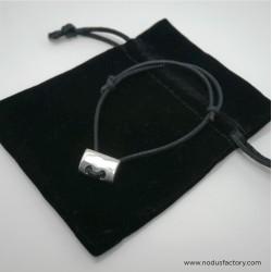 Wristband Silver Cap®