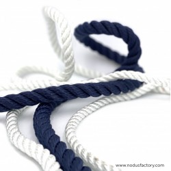 Polyamide rope 3 strands
