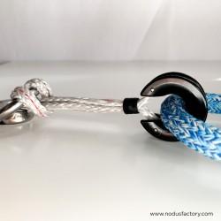Loop und Ring «Textil-Loop mit Ring»