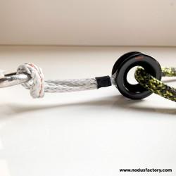 Loop et anneau à faible friction